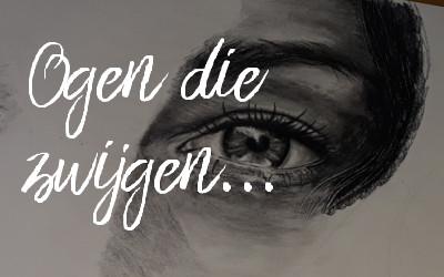 ogen die zwijgen